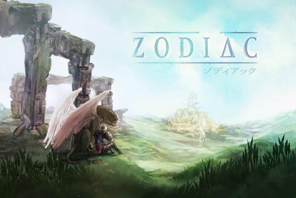 Zodiac paysage héros