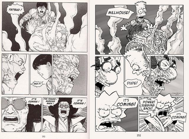 Bartkira manga