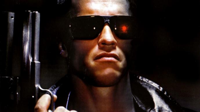 Broforce Terminator