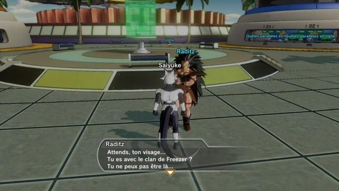 Dragon Ball Xenoverse - Tokitoki