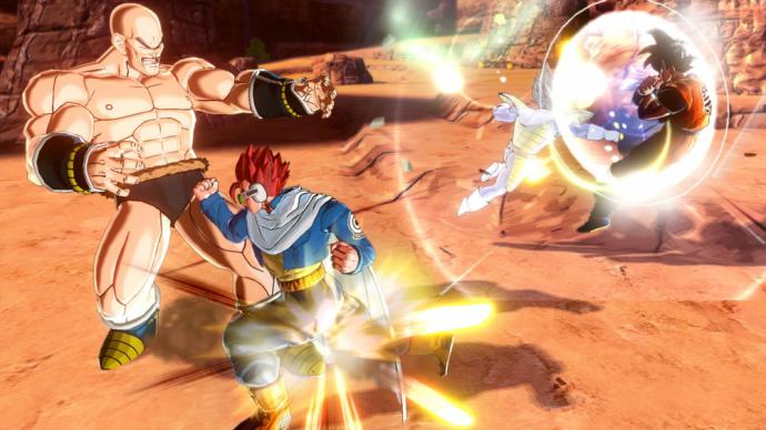 Dragon Ball Xenoverse - Fight