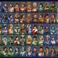 Dynasty Warriors 8 : Empires Officiers
