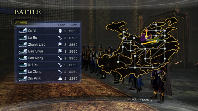 Dynasty Warriors 8 : Empires Chine