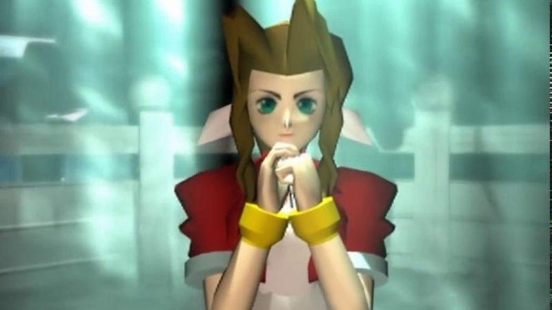Final Fantasy VII aeris