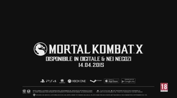 Mortal Kombat X : les versions PS3 et Xbox 360 annulées ?