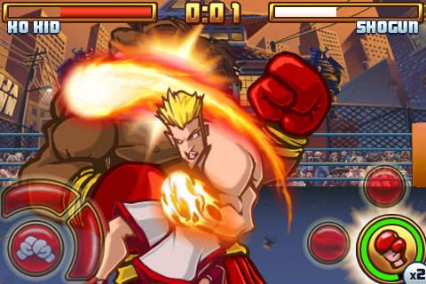 Super KO Boxing Spécial
