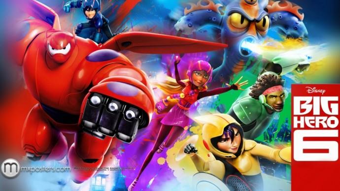 Big Hero 6 de retour dans un nouveau film d'animation