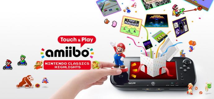 Amiibo Touch & Play