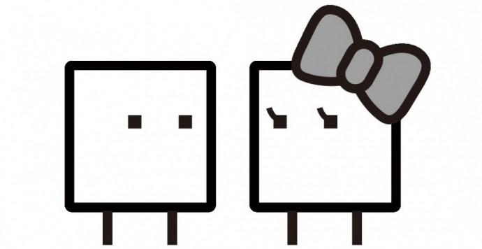 BoxBoy! et son amie