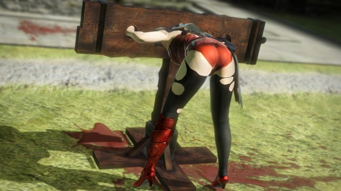 Deception IV - The Nightmare Princess chevalet