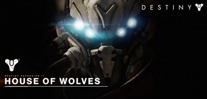 Destiny - la maison des loups