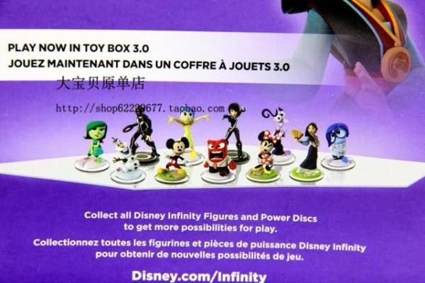Rumeur : Disney Infinity 3.0, les figurines en images