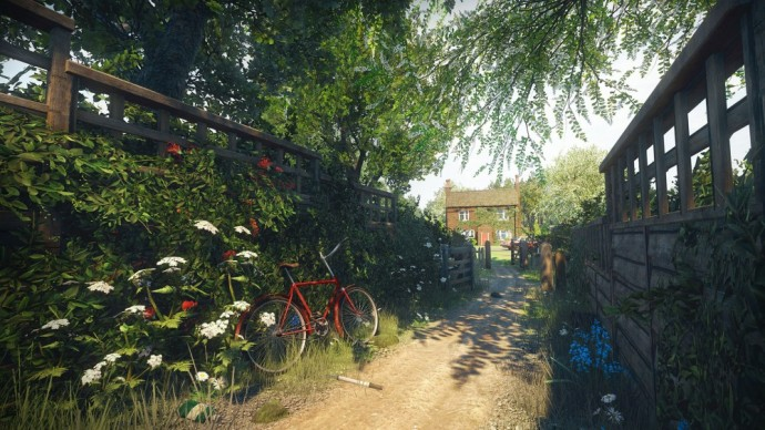 Everybody's gone to the rapture - playstation plus
