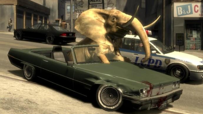 GTA 4 mod (news GTA5)