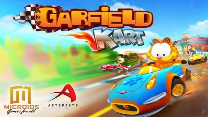 Garfield Kart LightninGamer (01)