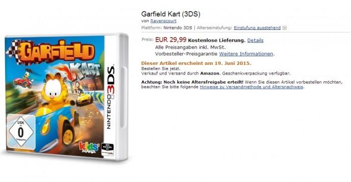 Garfield Kart Amazon Allemagne LightninGamer (02)