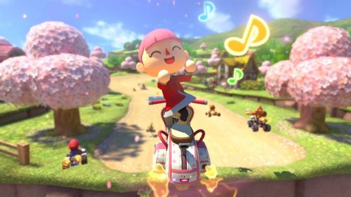 Le pack DLC 2 pour Mario Kart 8
