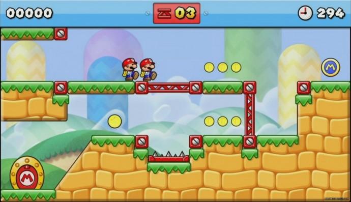 Mario vs. Donkey Kong Tipping Stars (01)