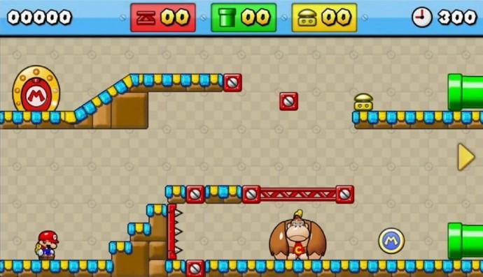 Mario vs. Donkey Kong Tipping Stars (05)