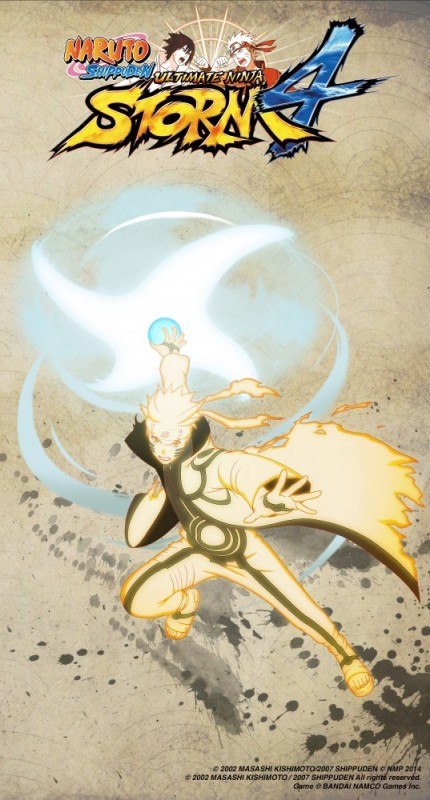 Naruto Shippuden Ultimate Ninja Storm 4-naruto-kurama