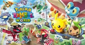 Pokémon Rumble World : 39 codes gratuits