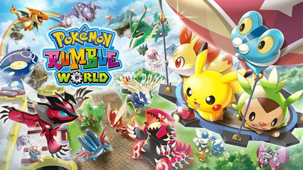 Pokémon Rumble World LightninGamer (02)