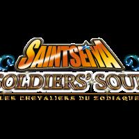 Logo de Saint Seiya Soldiers' Soul