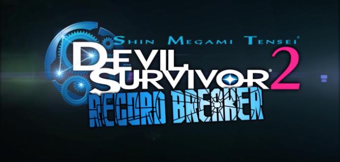Shin Megami Tensei Devil Survivor 2: Record Breaker