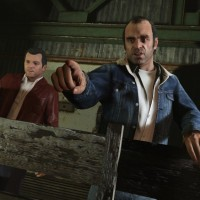 Test Grand Theft Auto V [PC] - LightninGamer - Trevor et Michael