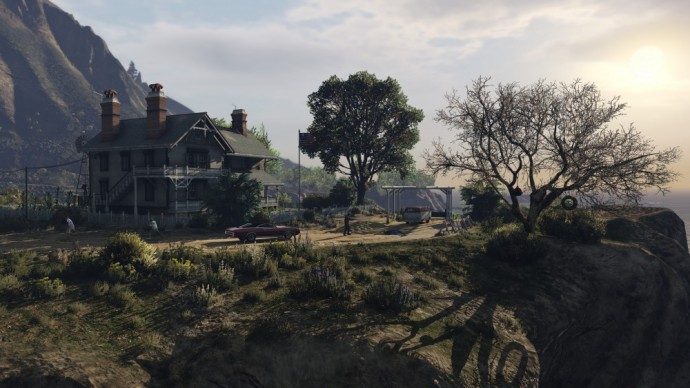Test Grand Theft Auto V [PC] - LightninGamer - Paysage
