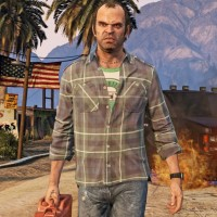 Test Grand Theft Auto V [PC] - LightninGamer - Trevor