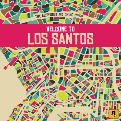 Welcome to Los Santos - Cover -LightninGamer