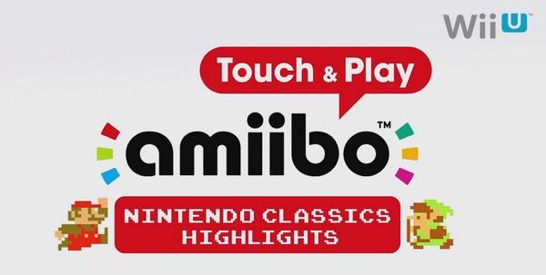 amiibo Nintendo Classics Highlights