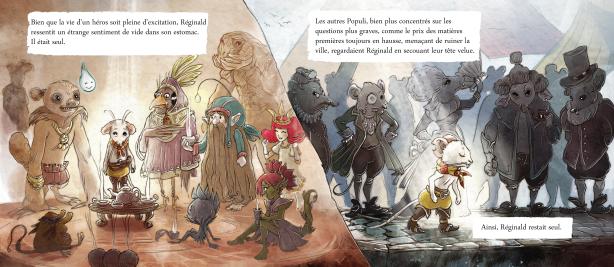 Child of Light: Reginald le Grand