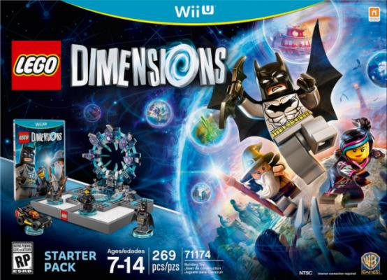 LEGO Dimensions : un joli visuel