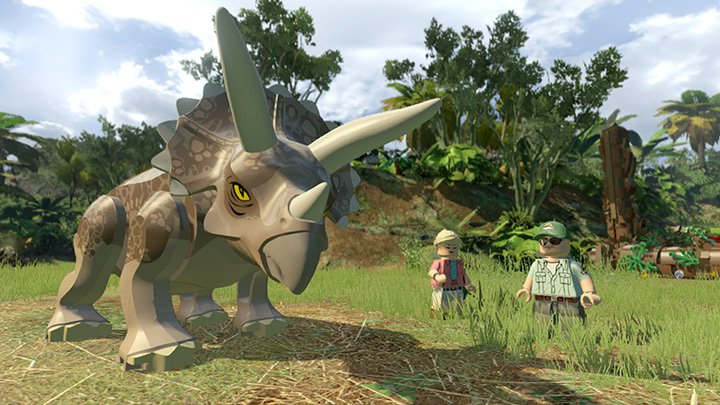 LEGO Jurassic World, les dinos en images LightninGamer (09)