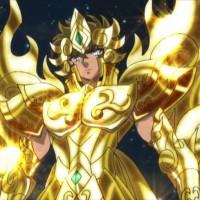 Saint Seiya: Soldier's Soul Soul of Gold