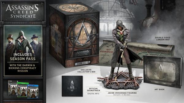 AC Syndicate Collector Edition 02