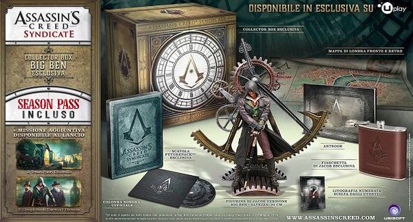 AC Syndicate Collector Edition