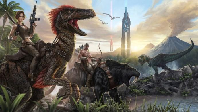 ARK Survival Evolved artwork