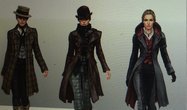 Assassin's Creed: Syndicate - Evie