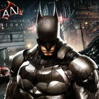 Le chevalier noir dans Batman Arkham Knight