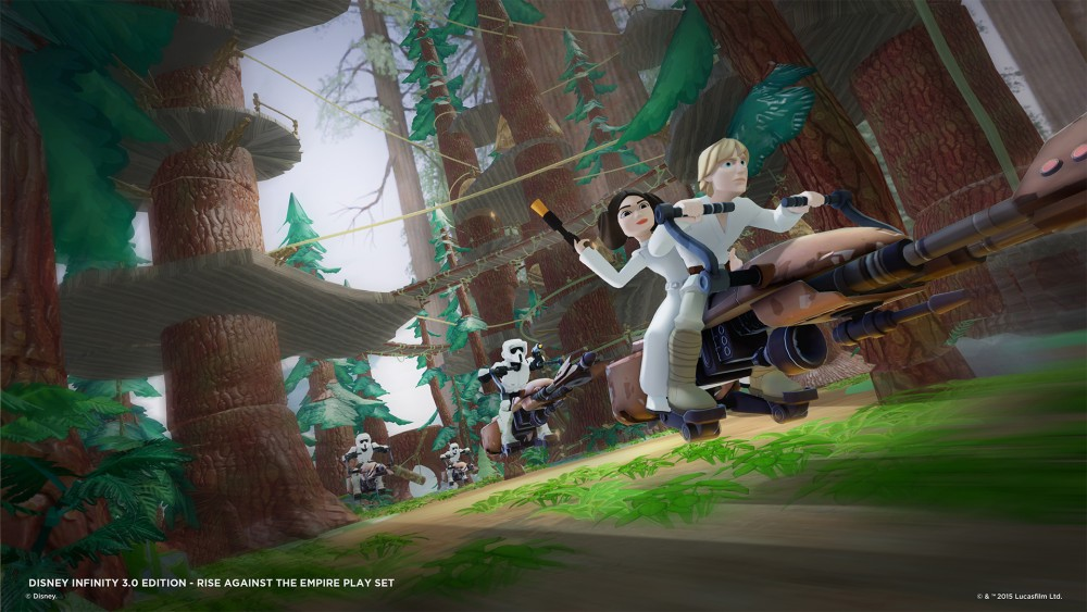 Disney Infinity 3.0, officialisé LightninGamer (03)
