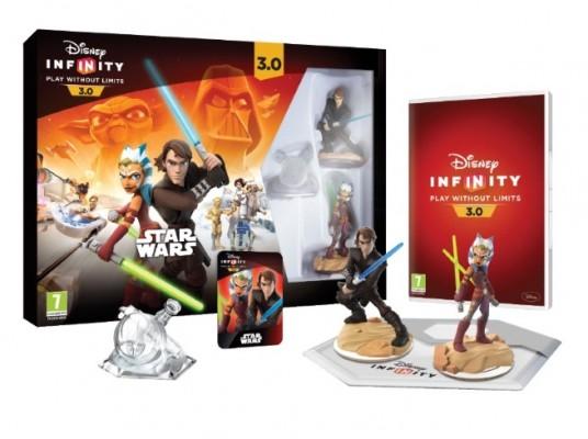 Disney Infinity 3.0 : Stars Wars sera de la fête