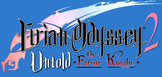 Etrian Odyssey 2 Untold The Fafnir Knight