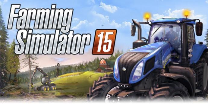 FARMING SIMULATOR 4