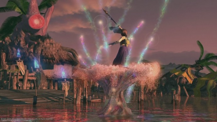 FINAL FANTASY X X-2 HD Remaster PS4
