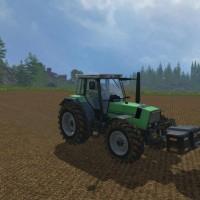 Farming Simulator 15 un tracteur