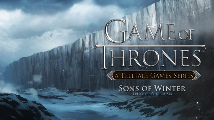 Game of Thrones Son of Winter