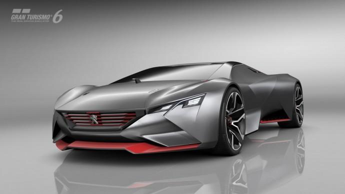 Gran Turismo 6 - Peugeot Vision Gran Turismo